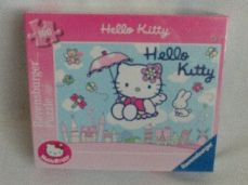 Adorable 'Hello Kitty' 100-Piece Ravensburger Puzzle Age 6 years+ BNIB